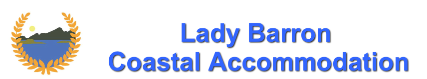 Lady Barron <br />                   Coastal Accommodation
